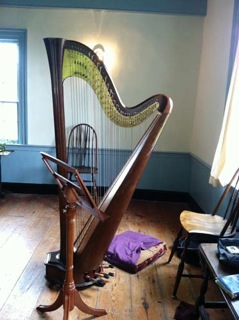 WG harp