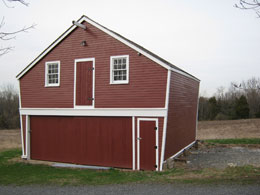 Van Liew-Suydam House Barn
