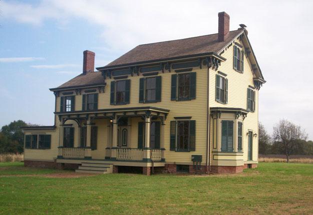 Van Liew-Suydam House, 1875