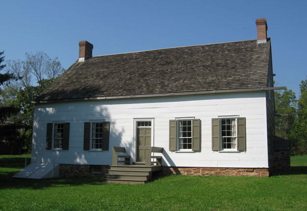 Wyckoff-Garretson House, 1730 and 1805